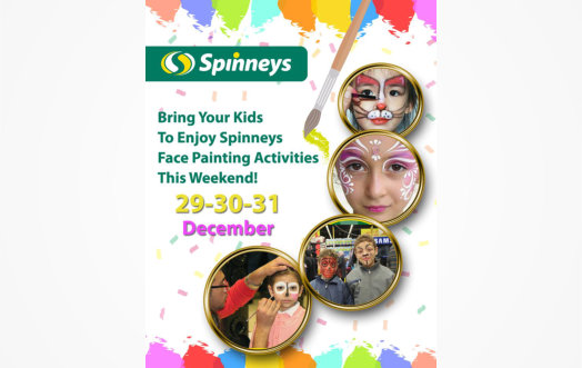 Kids Face Painting Day