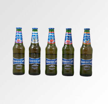 Barbican Non Alcoholic Beer Assorted Types 330 Ml.