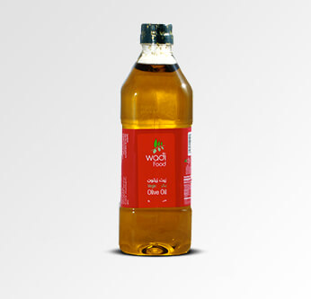 Wadi Food Extra Virgin Olive Oil 1 L.