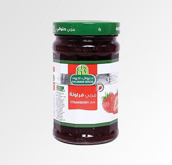 Halwani Strawberry or Fig or Apricot Jam 750 Gr.