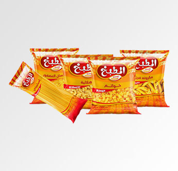 El Matbakh Pasta Assorted Types 400 Gr.