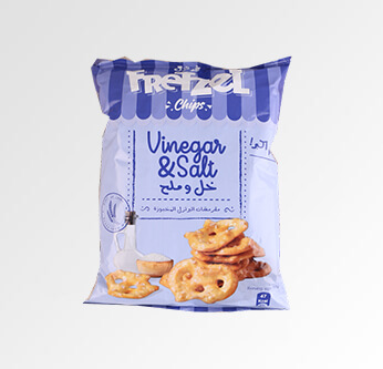 5 Fretzel Pretzel Crackers Assorted Types 100 Gr.