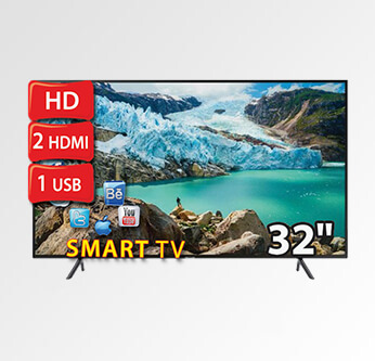 Samsung LED Smart 32 Inch (UA32T5300AUXEG)