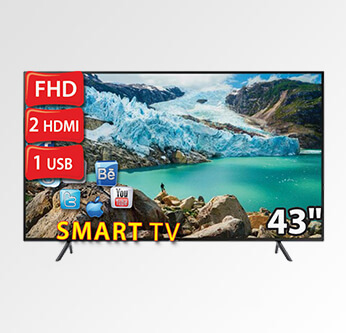Samsung LED Smart 43 Inch (UA43T5300AUXEG)