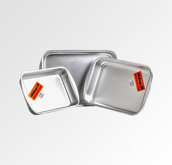 El Zounoki Oblong Oven Tray Set25-30-35