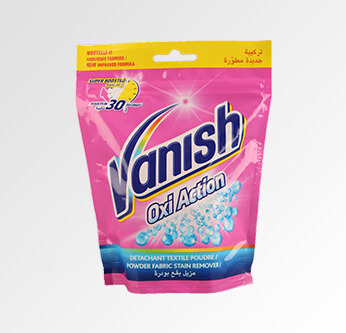 2 Vanish Action Stain Remover 250 Gr. + 1 Free
